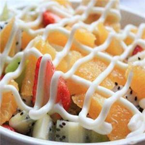 莎莜沙拉水果