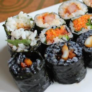 晓寿司黑色