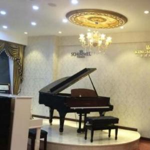周广仁钢琴艺术中心学习
