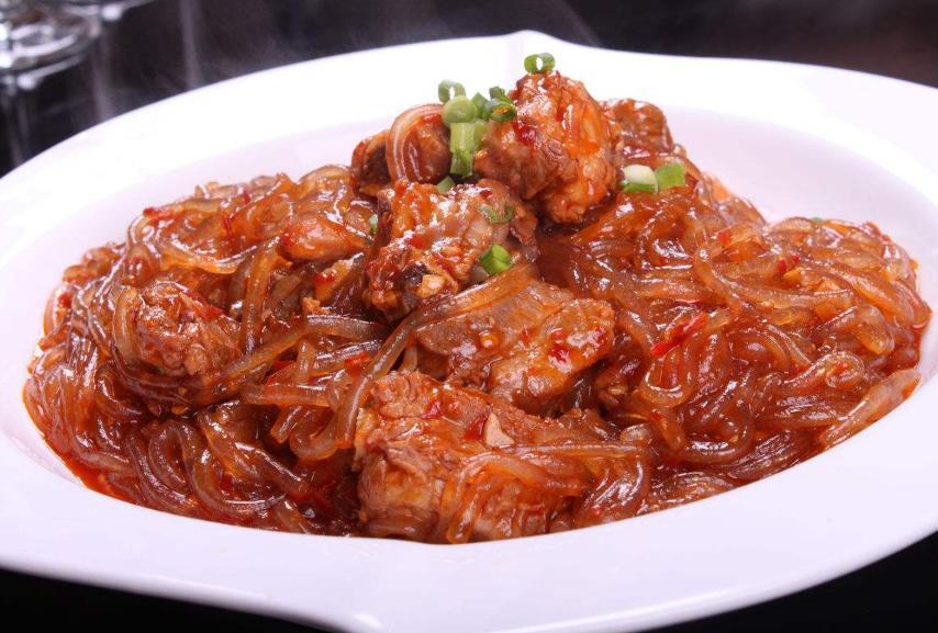 便宜坊东北菜猪肉炖粉条