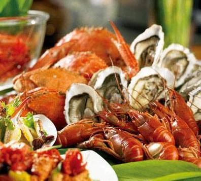 北喜日料海鲜自助美味
