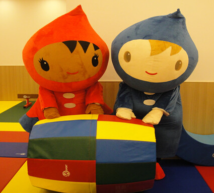 TOTSCAMP美式嬰幼兒育樂中心形象代言
