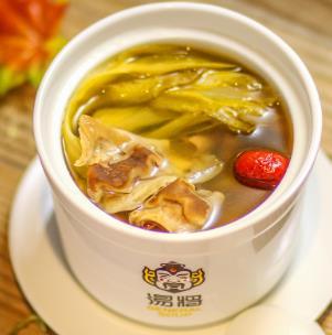 巴仙谷藕王養生湯