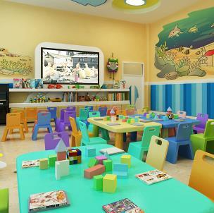 小行幼儿园教室