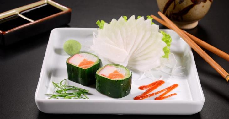 晓寿司日式