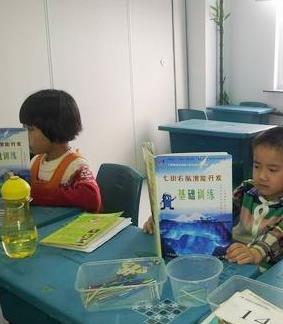 泽凯右脑潜能开发儿童学校