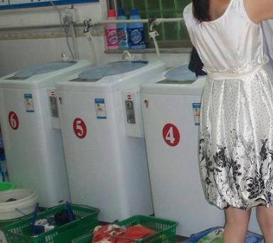 诚衣洗吧洗衣机
