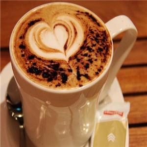 老友季咖啡生活館愛心