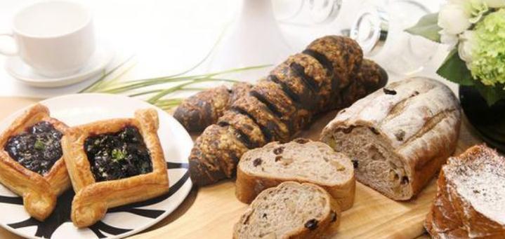 伊贝籽烘焙面包