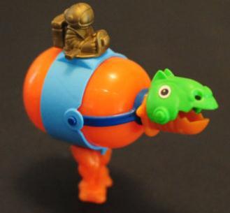 出奇蛋恐龍
