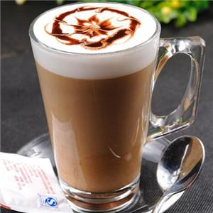 佰分休闲奶啡咖啡