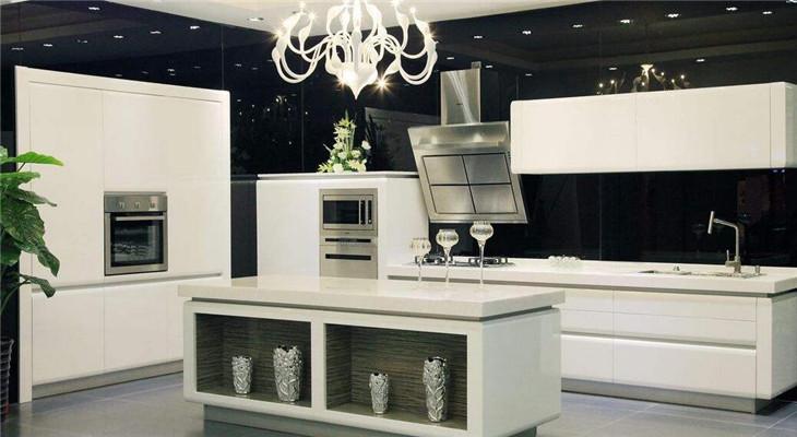 法狮龙厨柜现代