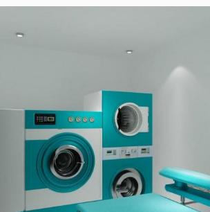 百丝特洗衣设备