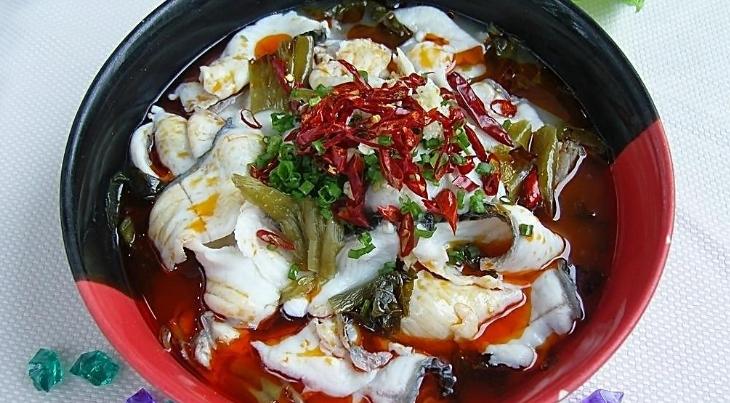玩火酸菜魚好吃