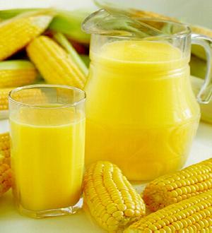 半亩田玉米汁好喝