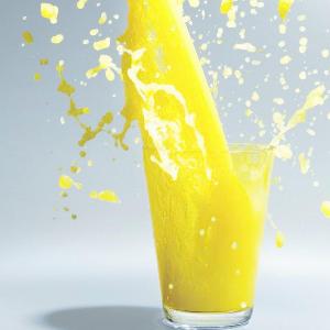 百果汇水吧橙汁