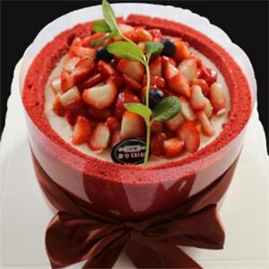 塞奇西餅樹莓蛋糕