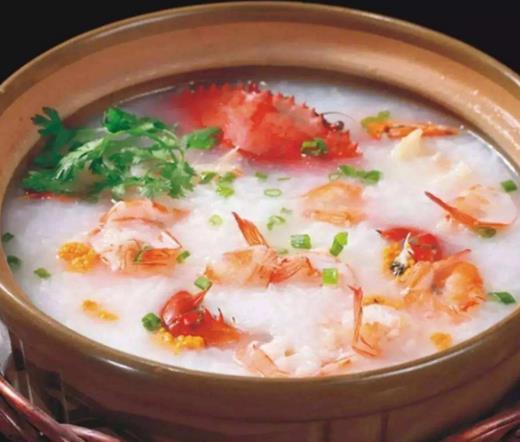 标记潮州砂锅粥蟹粥