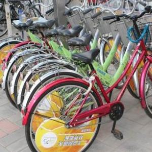 自行车车体广告加盟
