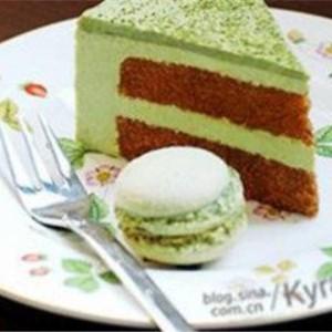 七七蛋糕烘焙坊抹茶蛋糕
