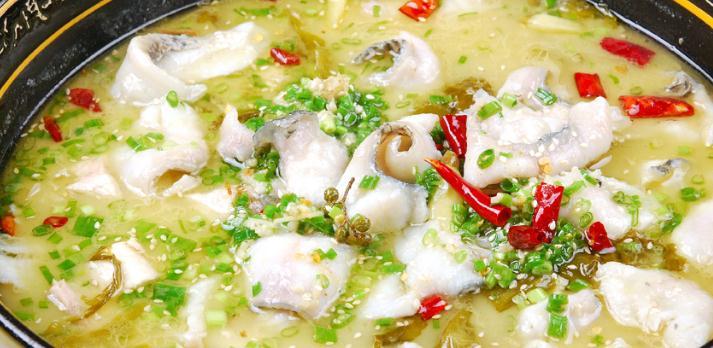 鱼趣老坛酸菜鱼美味