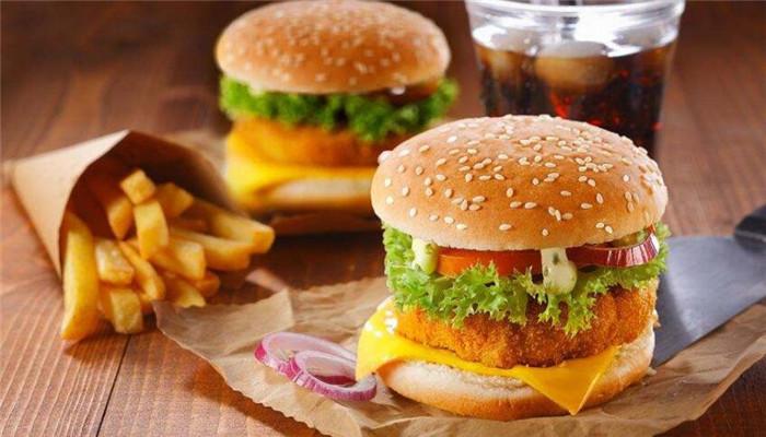麥肯基快餐漢堡