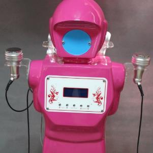 机器人减肥红色