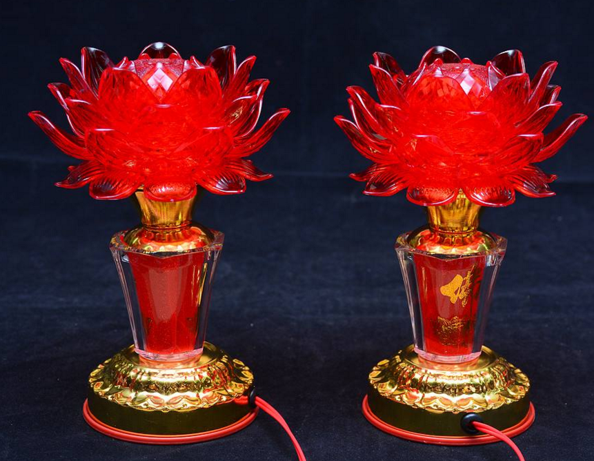 大釋界佛教用品寶蓮燈