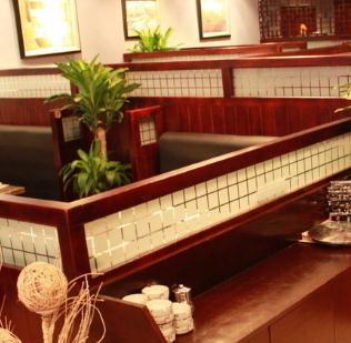巴巴餐馆环境