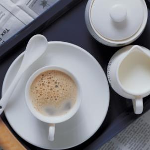 艾蜜莉斯咖啡店加奶