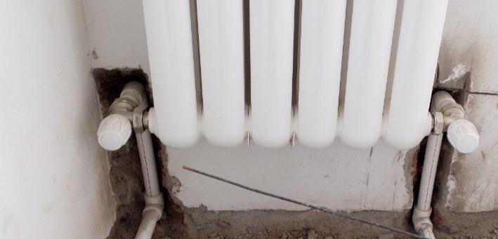 日豐暖氣片水管