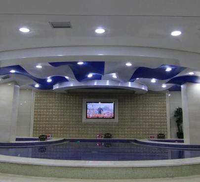 在水一方洗浴中心