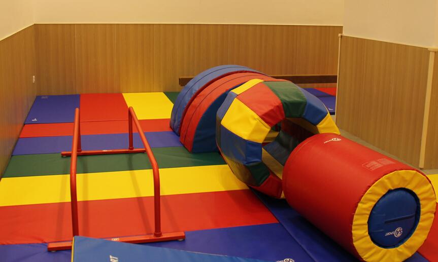 TOTSCAMP美式嬰幼兒育樂中心活動室