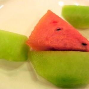 半岛时光西餐厅水果