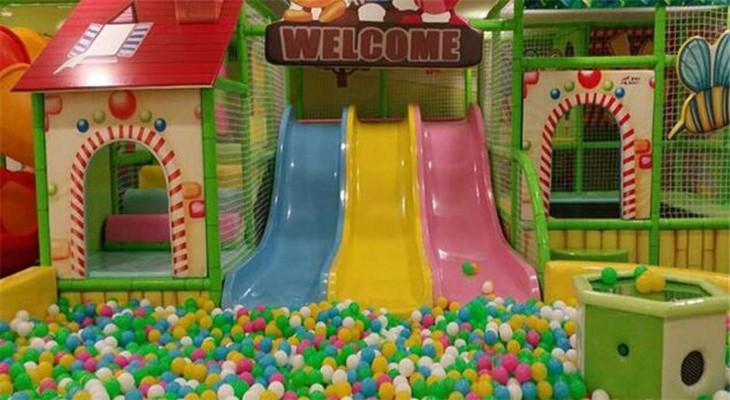淘氣堡兒童樂園