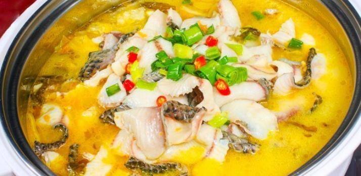 渔食记酸菜鱼鲜美