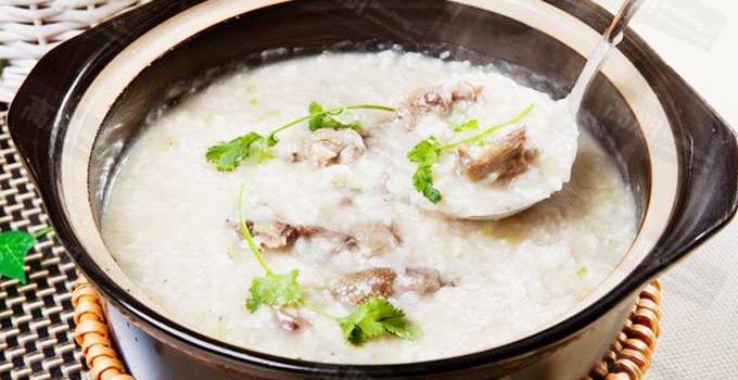 彪記砂鍋粥營養