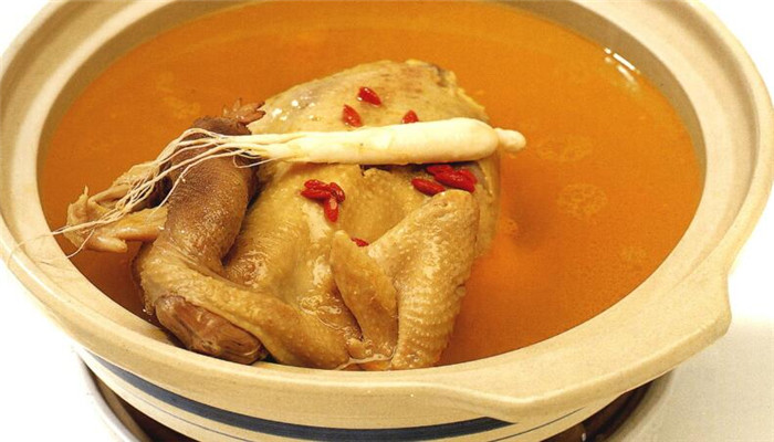白马老农鸡汤