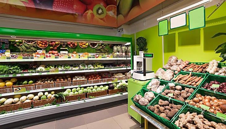 美食林超市蔬果