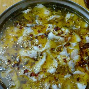 鱼太仙酸菜鱼砂锅