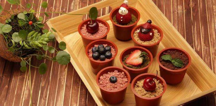 艾蜜思烘焙植物蛋糕