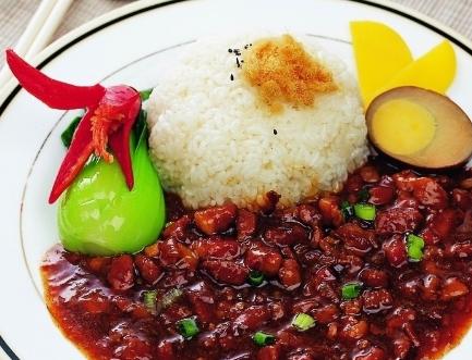 宝岛卤肉饭