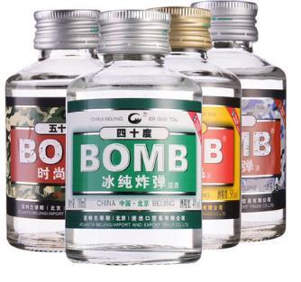 炸弹二锅头白酒