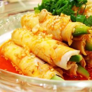 巴蜀缘刘妈川味馆蛋卷菜