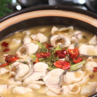 鱼在这酸菜鱼砂锅
