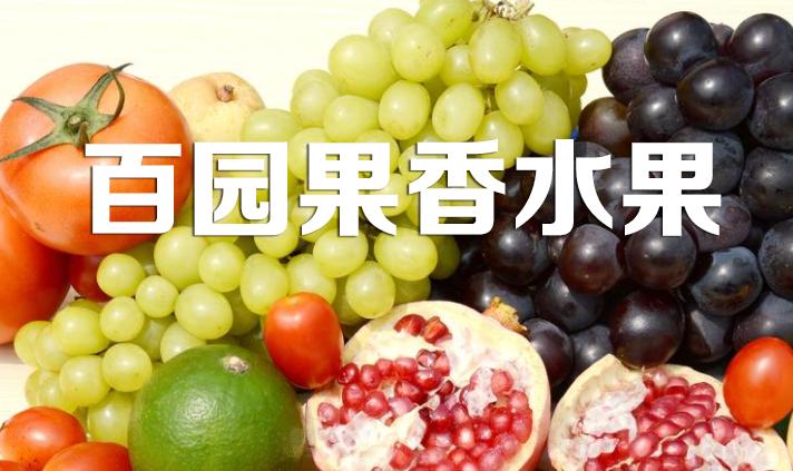 百园果香水果