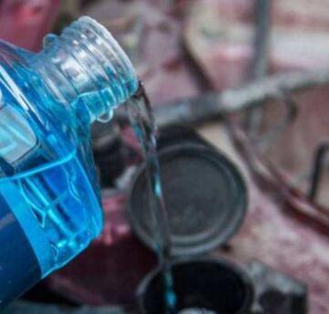 迈腾玻璃水