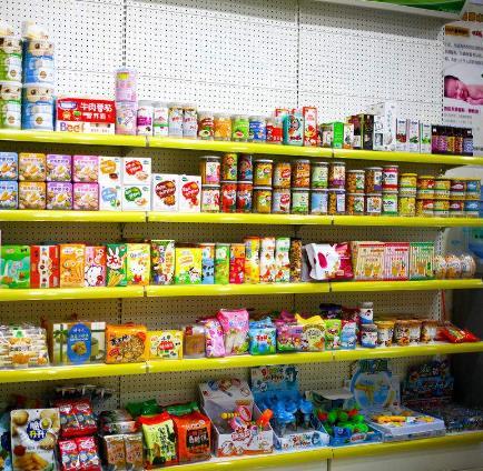 阿兰朵超市休闲零食