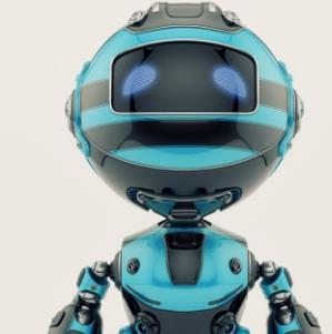益樂機器人大頭