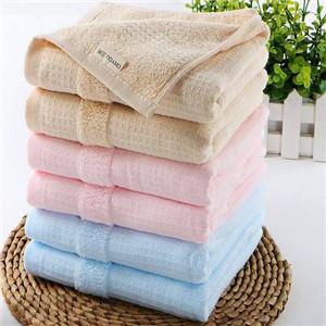 家居生活用品店毛巾